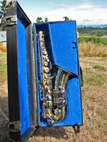 German-made Meister Alto Saxophone