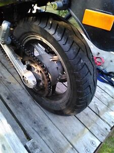 KAWASAKI ZX10 NINJA 1000 1986 COMPLETE FRONT END SUSPENSION Windsor Region Ontario image 8