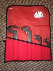 Mac Tools hook spanner wrench set
