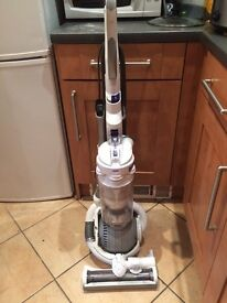 Dyson DC25 ball white limited edition vacuum with tools