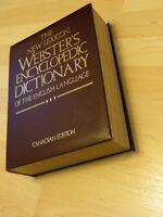 Webster's Encyclopedic Dictionery; New Lexicon Edition
