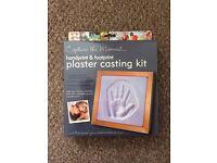 Plaster casting kit