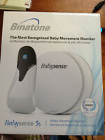 Binatone BabySense 5s movement monitor