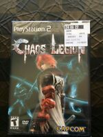 """""""Chaos Legion"""",""""Tribes:Aerial Assault"""",""""Mechassault"""" -New/Sealed"""