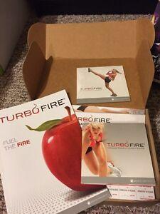 Turbofire - dvd d'entrainement