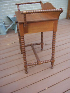 Antique Early open washstand Kingston Kingston Area image 3
