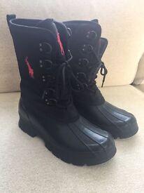 Polo Ralph Lauren boots -size 11