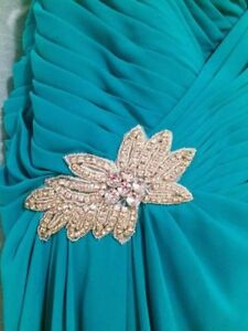Designer Bridesmaid, Ball or Prom Gown
