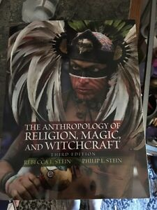 The Anthropology of Religion, Magic and Witchcraft textbook