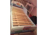 Toddler Bed (Boys)