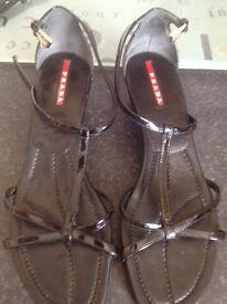 Prada woman's shoes size 6