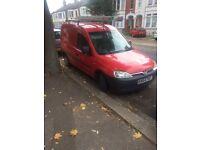 2005 Vauxhall combo 11 months mot