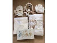 Mamas and papas Once upon a time nursery set £15 ono