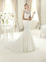 Wedding Dress - Pronovias Ugalde in Mint Condition