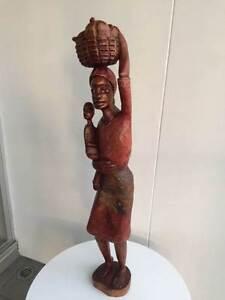 Unique Wood Sculpture - Handmade Woolloomooloo Inner Sydney Preview