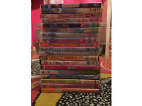 19 DVD's collection for kids ..Peppa Pig,Mickey Mouse and more