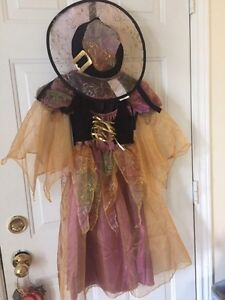 Size small (4-6x) witches costume  buy Rubies Kingston Kingston Area image 1