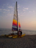 16 Ft. Hobie Cat