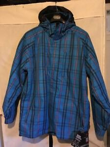 RIPZONE SNOWBOARD JACKET - MENS' XL $60 - NEW WITH TAGS