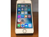 APPLE IPHONE 5S GOLD 16GB OPEN TO ANY NETWORK