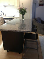 GRANITE ISLAND TOPS or TABLE TOPS ready to go