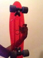 Penny board rouge