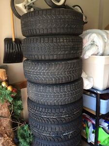 2 sets of winter tire  London Ontario image 10