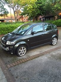 Audi A2 Breaking For Parts