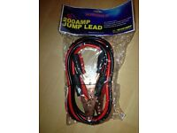 Silverstyle 200amp Jump Lead