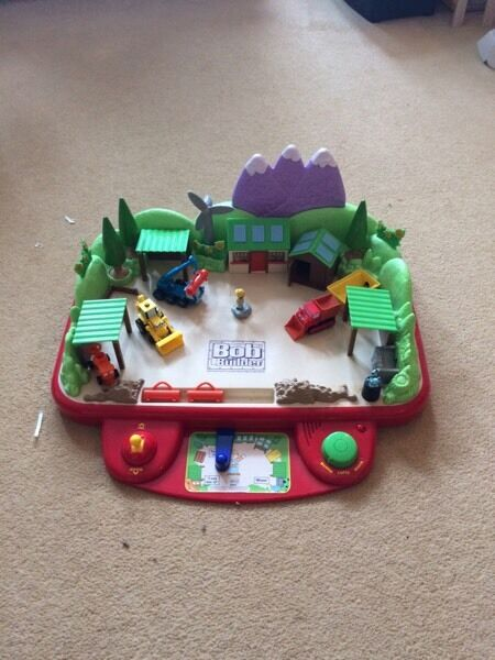 Bob The Builderin Didcot, OxfordshireGumtree - Bob The Builder sun valley drive and build play set with magic motor actions. Good condition