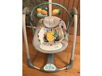 Bright Starts Baby Swinging Chair