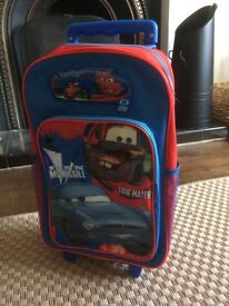 Small luggage/bag on wheels