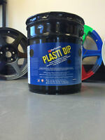 Plasti Dip 5gallon base colors  NF MARKETING INC