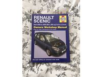 Renault Scenic Hynes Manual - Good condition