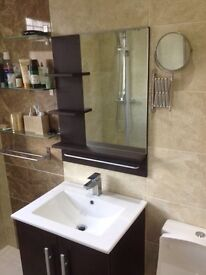 Professional bathroom fitter Luton