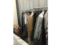 Job lot women's clothing over 400 pieces £700
