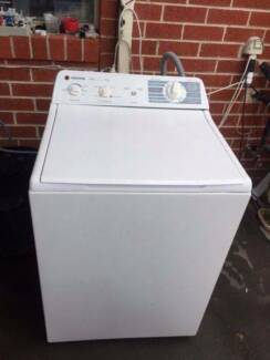 good working 7 kg Hoover top washing machine , can delivery at ex