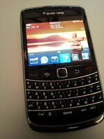 BlackBerry Bold 9700 GSM Rogers or Telus Smartphone
