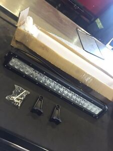 """New in box 20"""" and 30"""" led light bar"""
