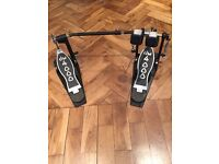 DW DOUBLE BASS PEDAL
