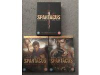 Spartacus Complete Seasons 1-4
