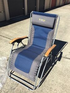 OzTrail Jumbo Camping Chair Recliner Coolum Beach Noosa Area Preview