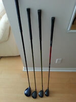 Complete Orlimar Trimetal irons set + Driver and Fairway Woods
