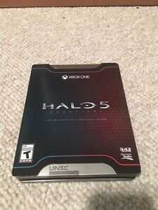 Halo 5 Xbox One Limited Edition