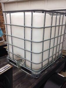 250 Gallon Water Tank Strathcona County Edmonton Area image 1