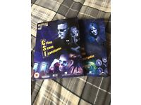 CSI Complete season 1 6 DVD BOX SET