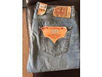 Levi Original fit jeans