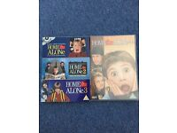 Home Alone DVD Collection 1-4