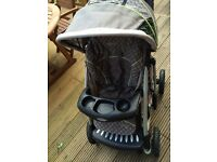 GRACO pushchair