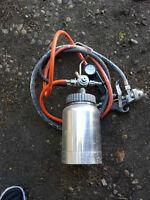 Air Compressor Paint Spray Gun